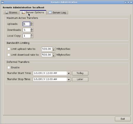 Apex FM-File Management Software-Dedicated Client/server Utility