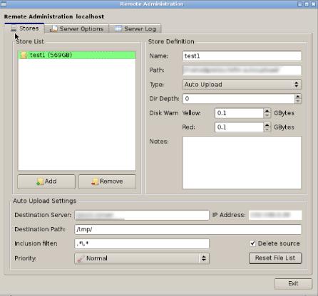 Apex FM-File Management Software-Safe Backups