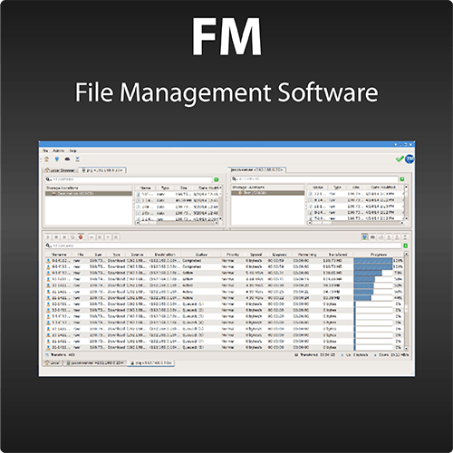 FM-File Management Software
