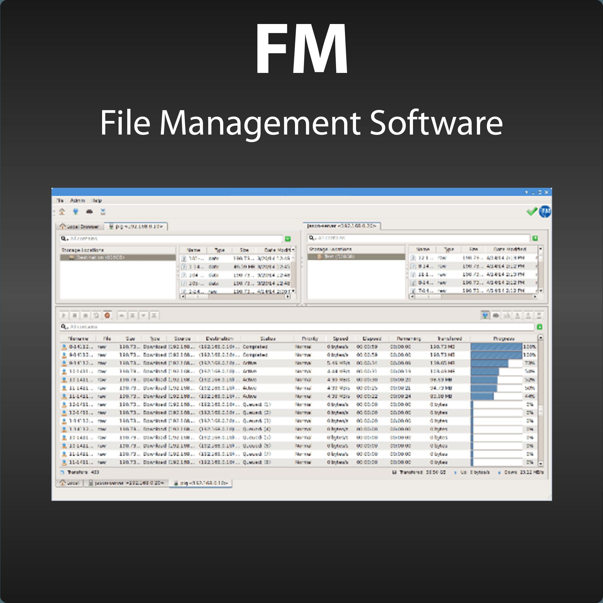FM-File Management Software