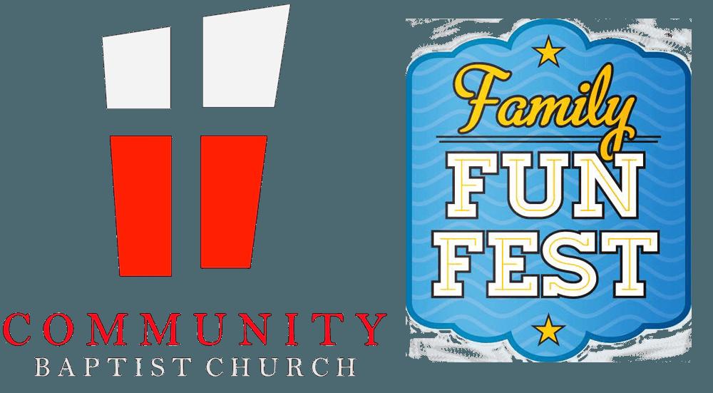 CommunityBaptistFunFest
