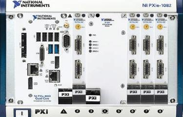 NI PXIe-1082