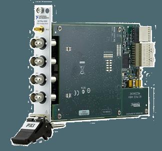 NI PXIe-4464
