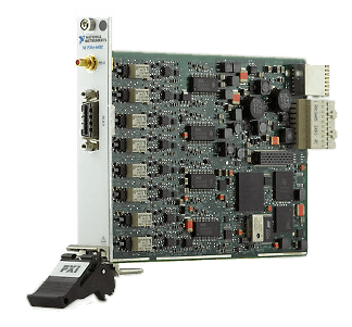 NI PXIe-4492
