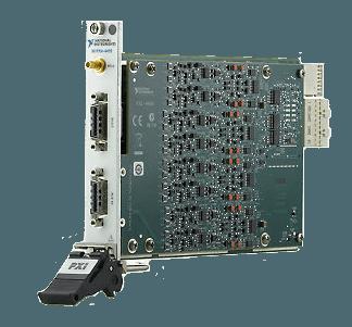 NI PXIe-4497