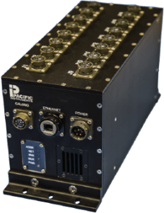 Pacific Instruments Series 7000 Ethernet DAS