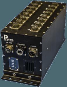 Pacific Instruments Series 7000 Ethernet DAS