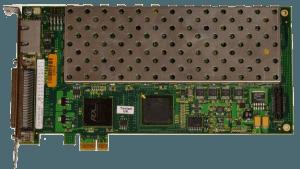 Concurrent PCIe Delta Sigma Converter Card