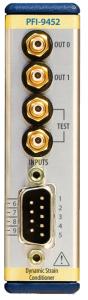Precision Filters PFI-9452 Strain Measurment