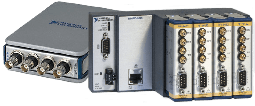 Ultra-Portable Data Acquisition Systems