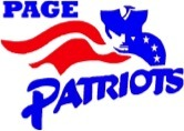 Page High School Patriots