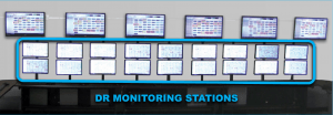 DR Monitoring Stations