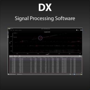 DX-Offline Signal Processing Software
