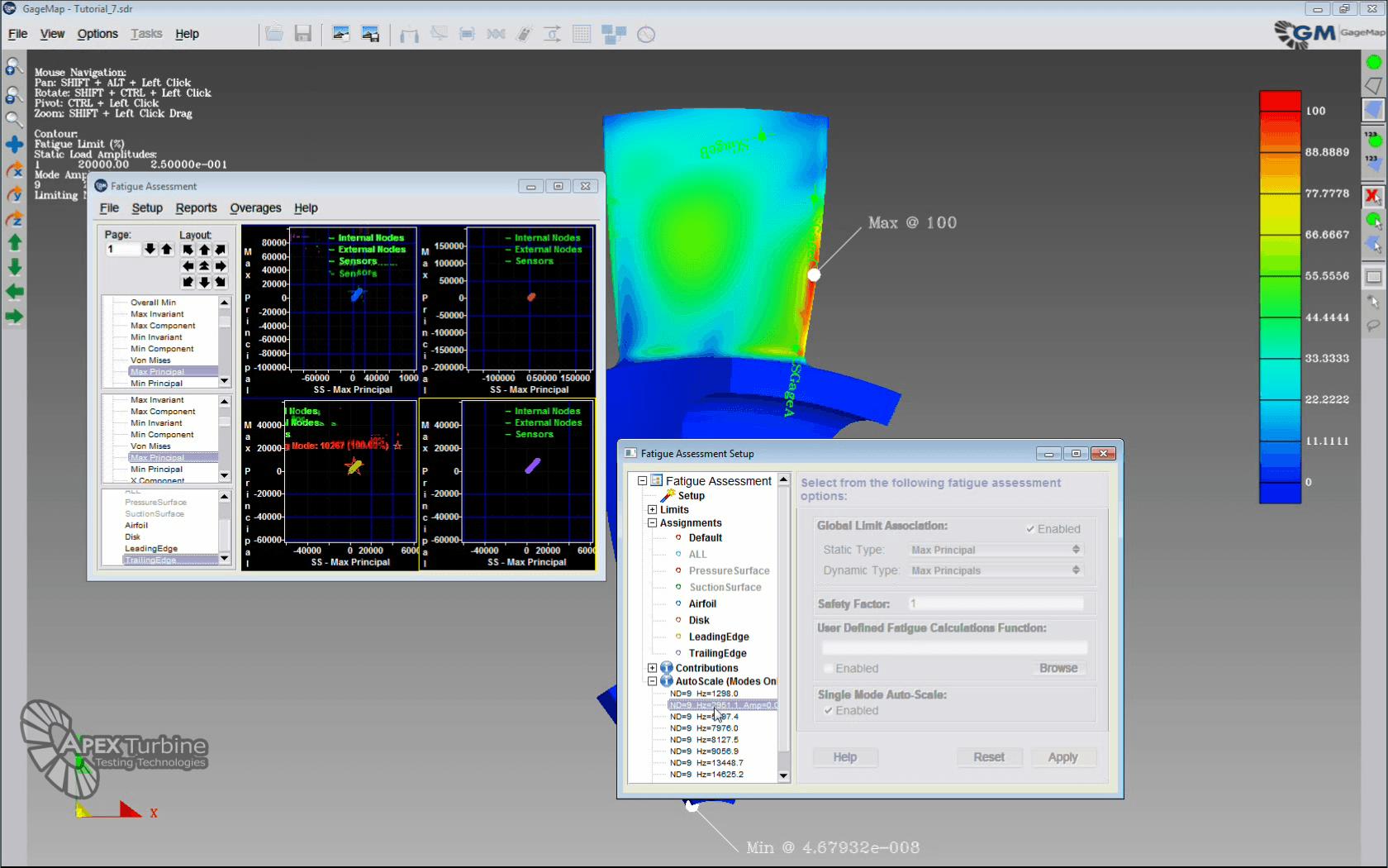 GM-Mesh-Free FEA Analysis Software -