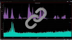 DX-Offline Signal Processing Software-Link Plots