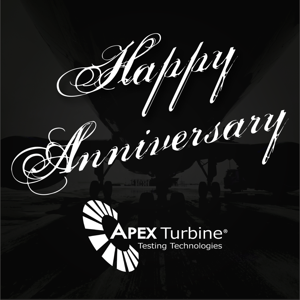 Happy Anniversary Apex Graphic