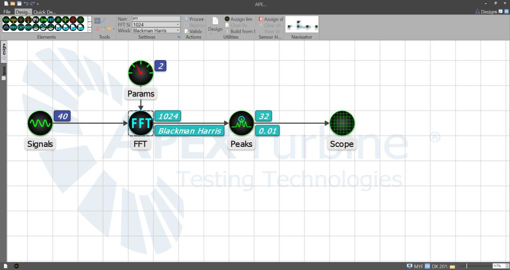 DX Offline Analysis Software Process Designer