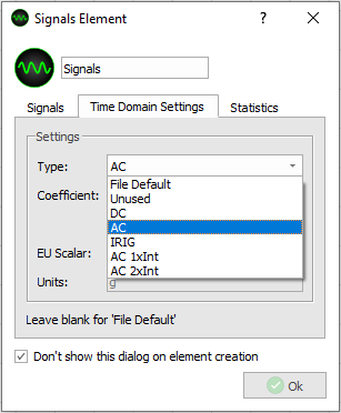 DX-Integrate files automatically depending on unit type