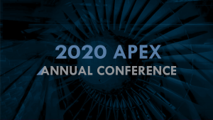 2020 Apex Annual User Conference