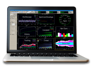APEX DR Real-time Online Monitoring Software-Multiple Engineering Plots