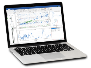 DX Offline Data Analysis Software-Campbell Triple