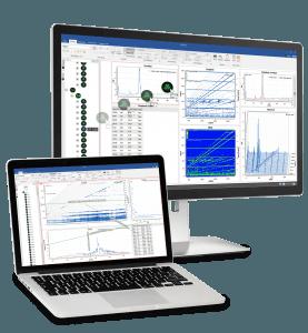 DX Offline Data Analysis Software-Powerful Viewer Canvas
