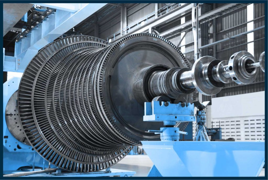 Turbomachinery Testing Partner-Power Generation Application-Our Customers