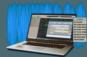 DS Data Acquisition Software-Storage Options