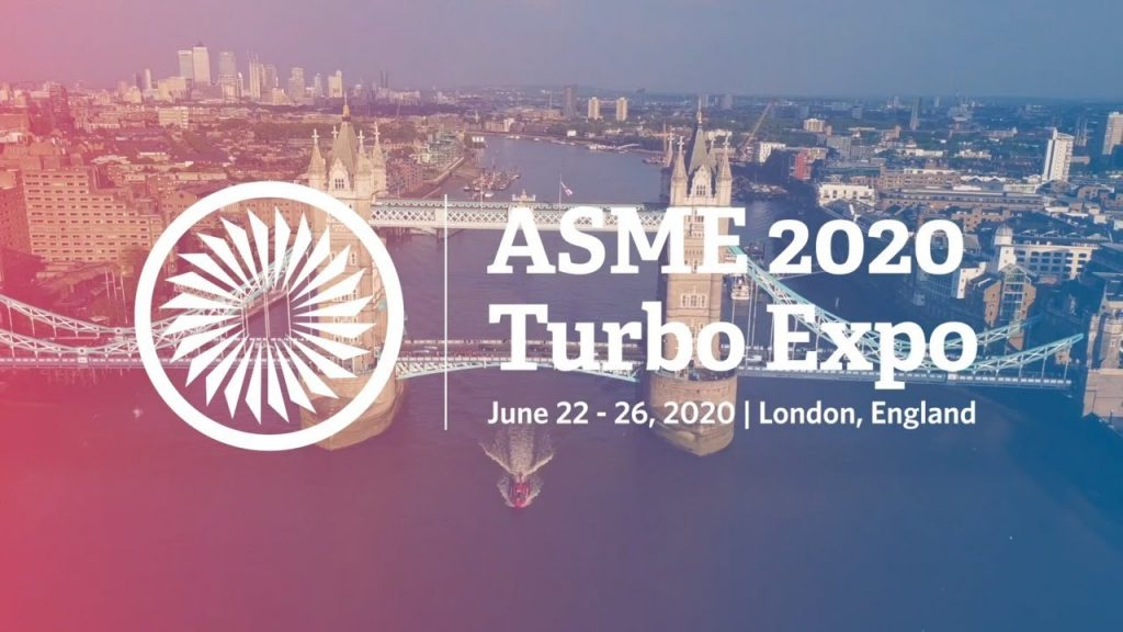 2020 ASME TURBO EXPO