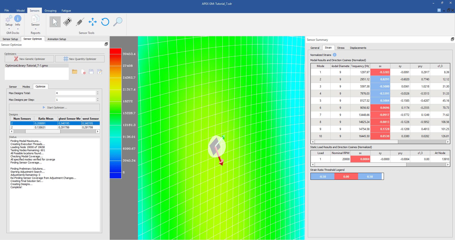 GageMap-Optimization