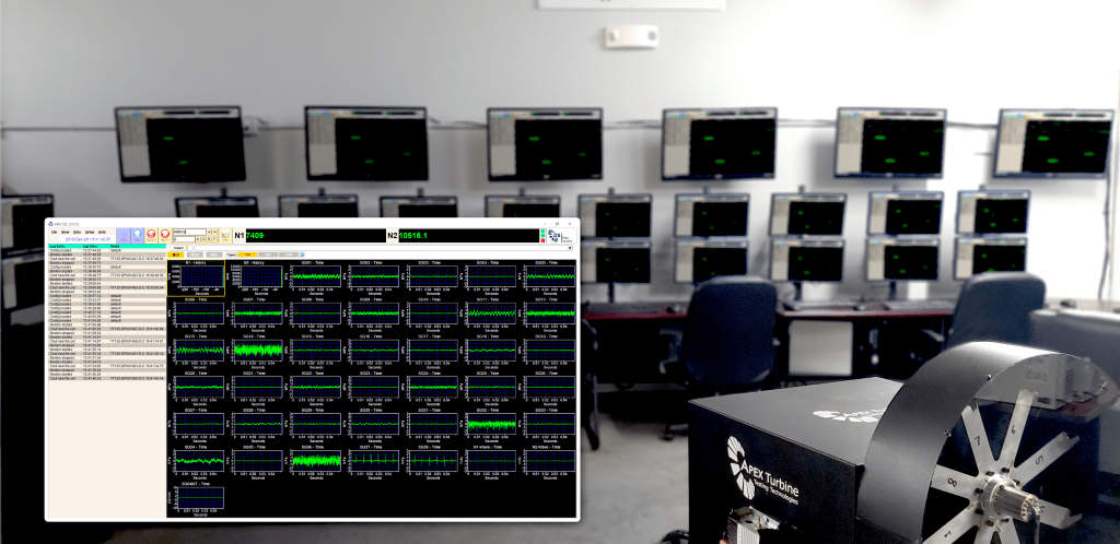 APEX DR Online Monitoring and Real-time Analysis Software-100sofchannels