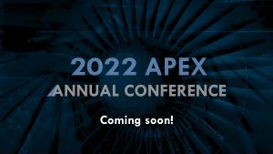 2022 Apex Turbine Annual User Conference in Nashville, TN