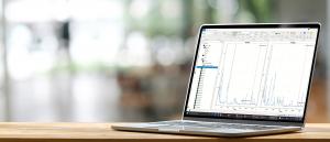 DX Offline Analysis Software- Cursor Linking