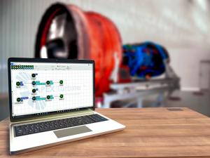 DX Offline Analysis Software-Designer Canvas