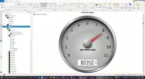 DX Feature Parameter Display Plot Type
